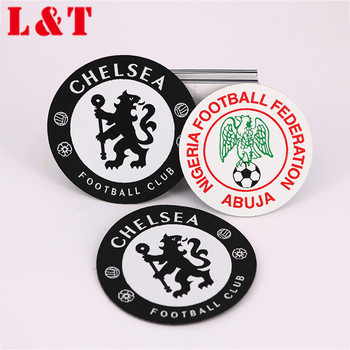 Hot Product Fashion Custom Flock Garment Accessories Embroidered Patch With High Quality