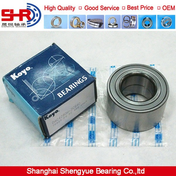 Auto Front Wheel Hub Bearings DAC4074W-12CS47 KOYO Bearing DAC4074W-3