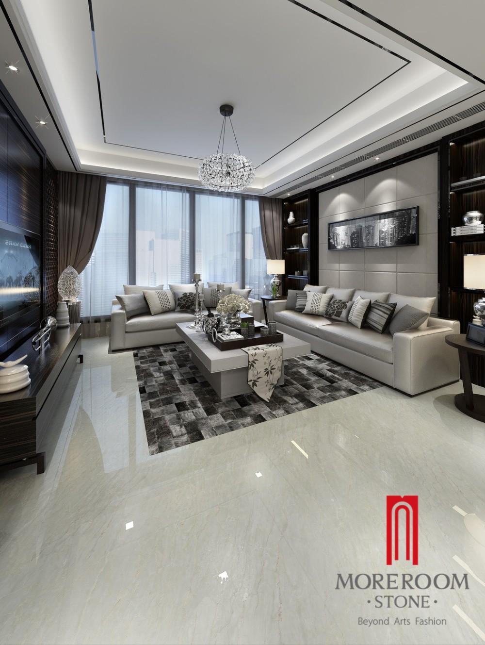 Tile Floor Designs For Living Rooms: Foshan White Ceramic Tile, Cream Ceramic Wall Tile For