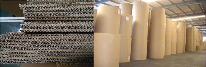 kraft paper corrugated paper