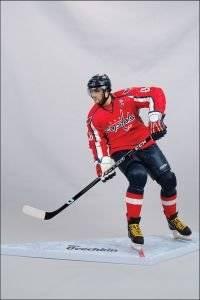 e7813913d Get Quotations · McFarlane Toys NHL Sports Picks 12 Inch Action Figure  Alexander Ovechkin (Washington Capitals)