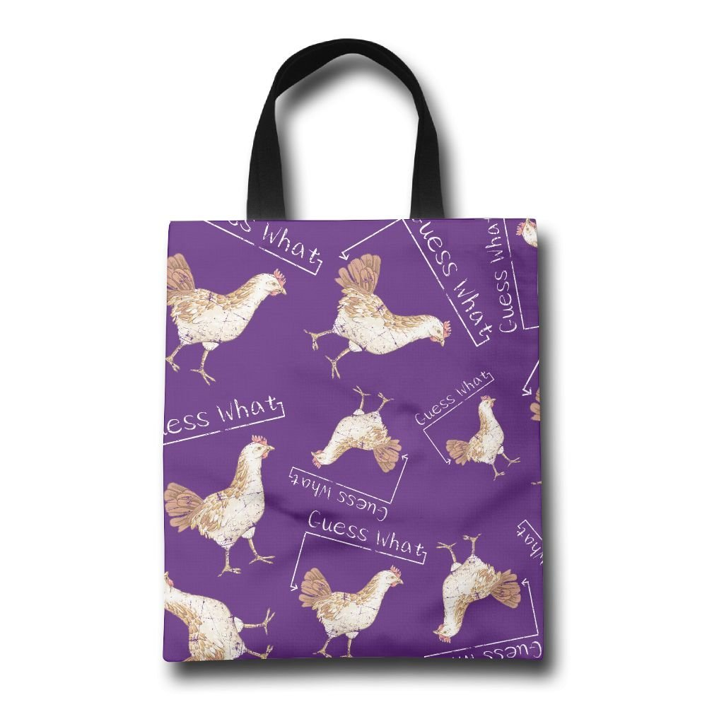 7fc265c505fa Guess What Chicken Butt Lover Unisex Lightweight Shopping Bags Market Bags