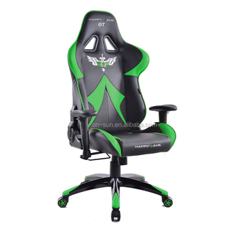 OS-7612 green PC gaming stoel sillas gamer