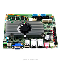 3.5inch PICO ITX touch panel pc motherboard with D525 + ICH8 POS terminal mainboard with dual 1000M LAN