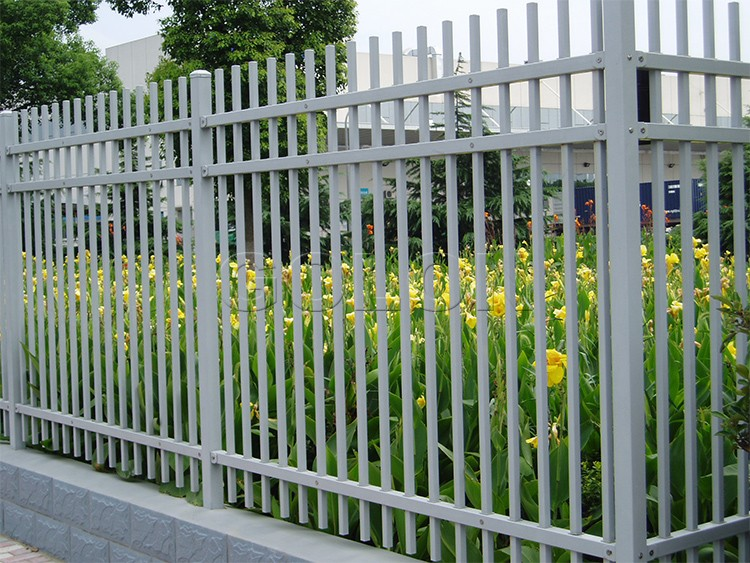 2016 New Latest Cheap Yard Wrought Iron Fences