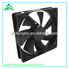 120mm quiet waterproof dc fan 5v laptop