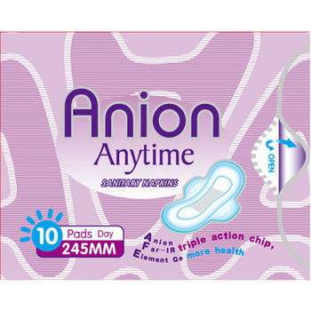 Lady Anion Sanitary Napkin China,Lady Anion Pad,Anion Sanitary Pad ...