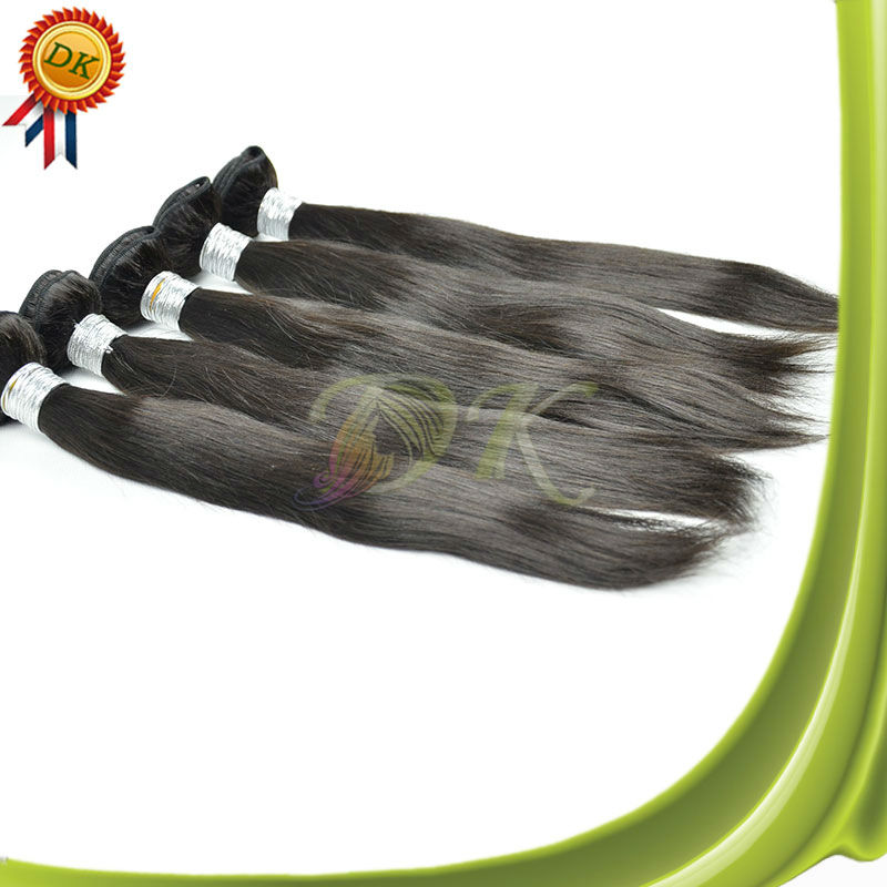Fashion Style Straight Hair Unprocessed Virgin Malaysian Hair Implement