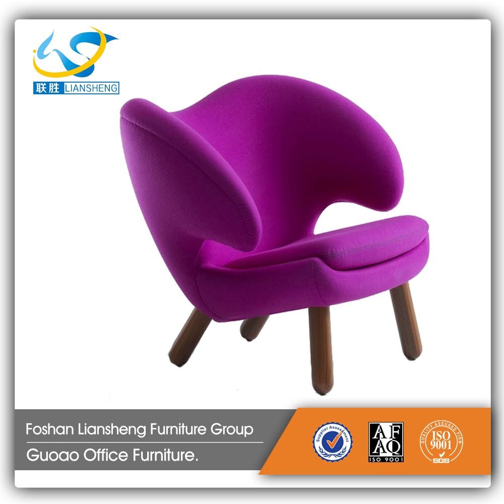 Made In China Designer Home Furniture Finn Juhl Pelikan Chair Pelican Chair  Replica GAC6035