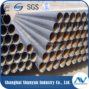 Cheap price 50mm rectangular stainless steel exhaust perforated tube for sale