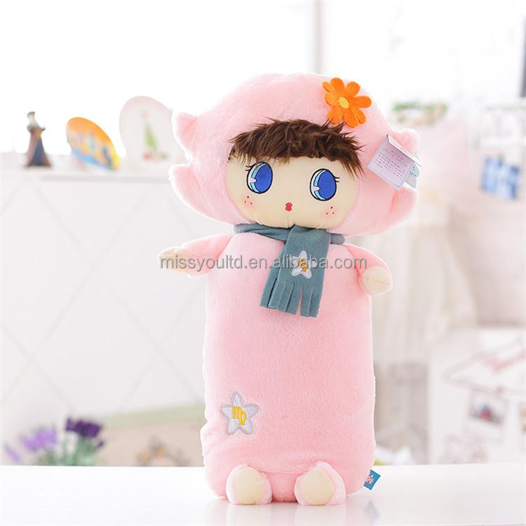 Cute Plush Virgo Baby Toys For Girls