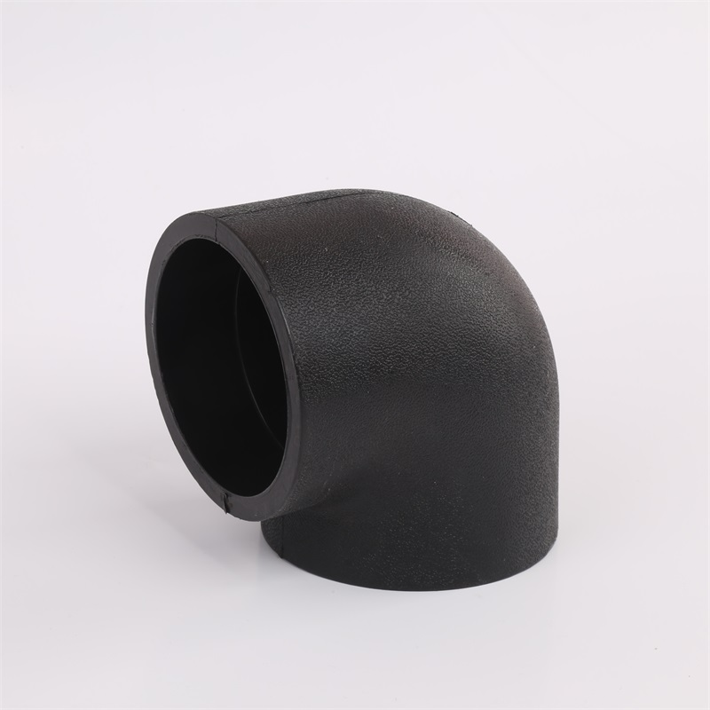 China Supplier Plastic PVC Pipe Fittings 90 Degree Elbow