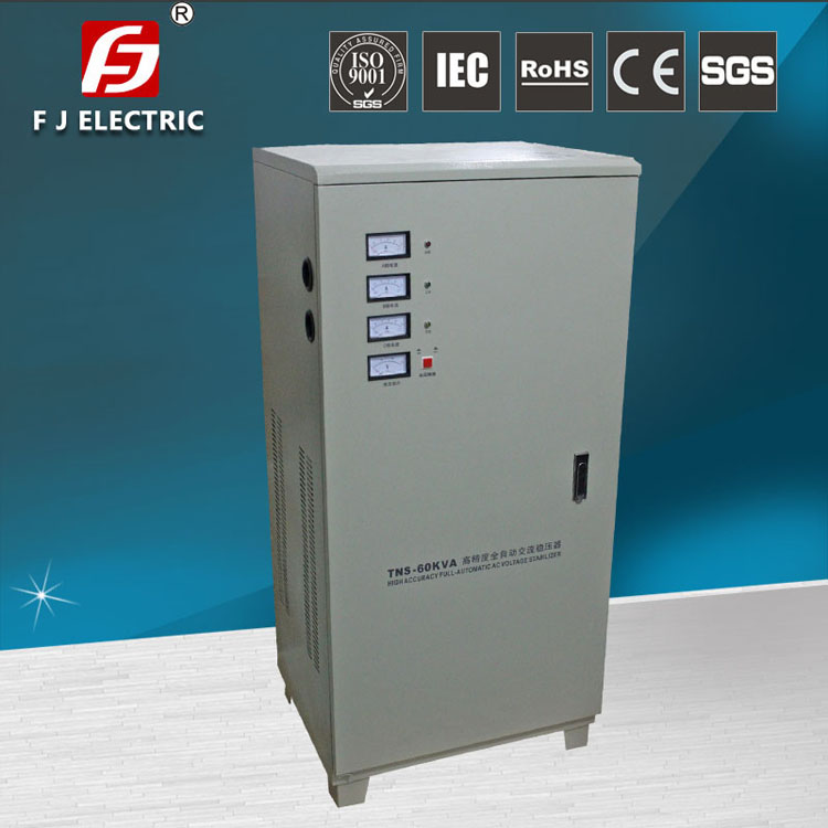 New desing copper winding 415v 30kva 3 phase voltage stabilizer
