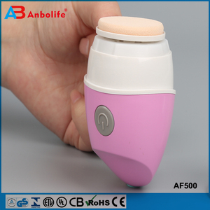 Anbolife 4D Electric Powder Puff, Lookatool 4D Technology Shocking Cosmetic Sponge Electric Puff Unique Egg Shape