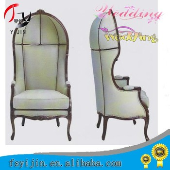 Antique French Upholstered Living Room Canopy Chair  sc 1 st  Foshan Yi Jin Furniture Co. Ltd. - Alibaba & Antique French Upholstered Living Room Canopy Chair View Canopy ...