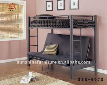 Etagenbett Mit Sofafunktion : Guter qualität zu hause schlafzimmer billig eisen etagenbett sofa