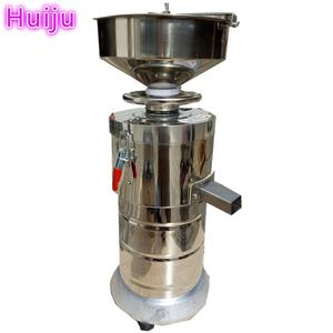 15kg/h mustard seed paste grinder machine colloid mill and peanut butter making machine for food