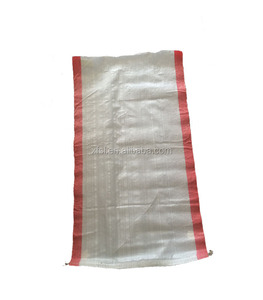 chinese high quality biodegradable plastic woven PP grain bags