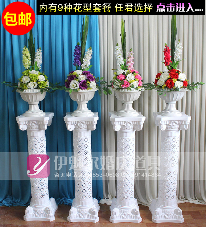 Online Buy Wholesale Flower Pot Pillar From China Flower