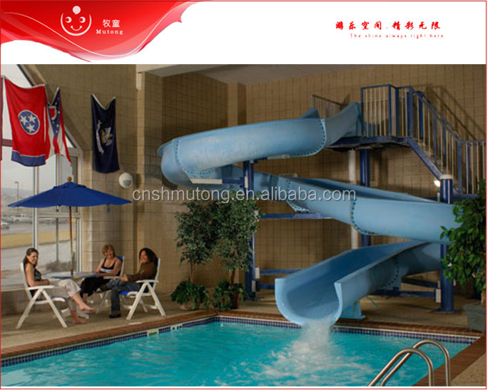 2016 new style hotel entertainment center for kids water pool game