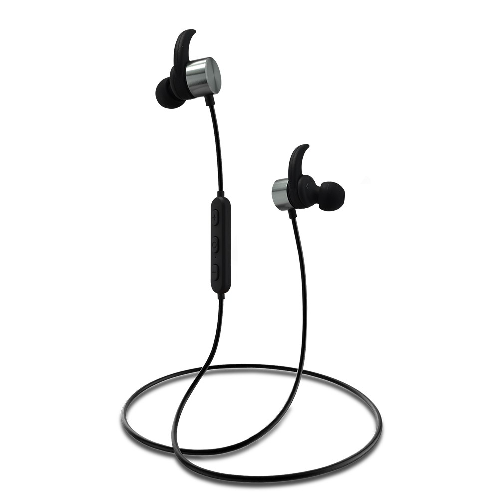 Stereo earphones bluetooth R1615/wireless headphone with ear hooks for bluetooth headset