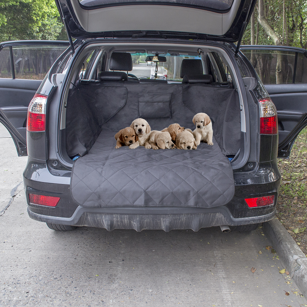 Waterdicht Pet Hangmat Polyester Oxford 600D PVC Coating Hond Auto Bekleding