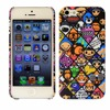 made in china fashion style hard pc case wholesale for iphone 5 custom back cover case