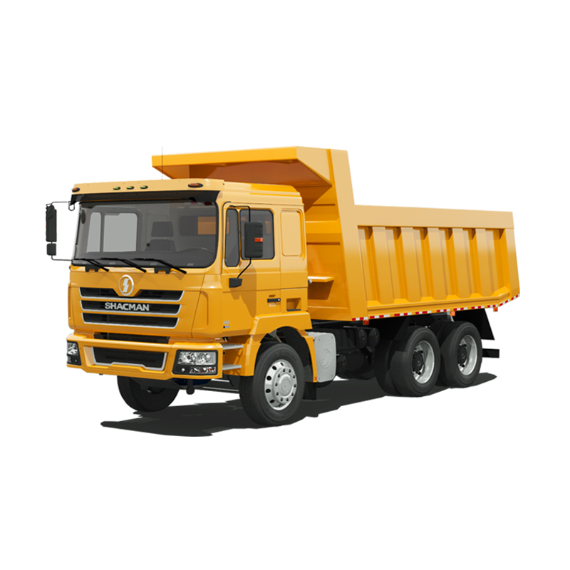 Shacman Camion F2000 25ton price new dump truck with High-end cylinder