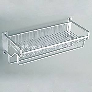 304 stainless steel Towel rack towel rack antique Towel rack black towel racks bath racks space aluminum double pole