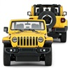 JEEP battery toys child gift Rastar remote controlled rc 4wd car
