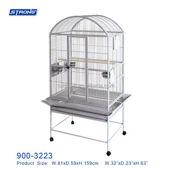 900-3223 parrot cage, View parrot cage, STRONG Product Details from Rui  Qiang Hardware Products Factory Co , Ltd  on Alibaba com