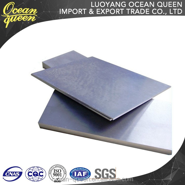 Titanium ti 6al 4v plate and sheet made in china
