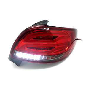Modified Led Rear Tail Lamp for Peugeot 206 Hatchback