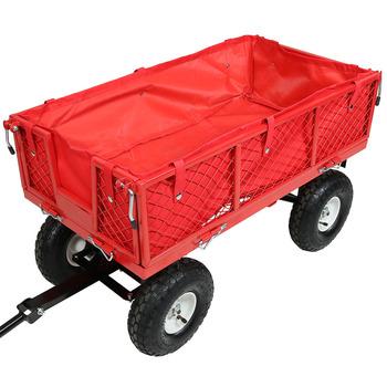 Equipment Wagon Steel Cart Pull Carry Garden Shop Yard Durable Utility Tool  , Buy Yard Wagon,Garden Wagon,Utility Garden Wagon Product on Alibaba.com