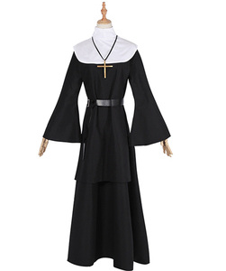 775b21872119a Xxl Nun Costume, Xxl Nun Costume Suppliers and Manufacturers at ...