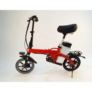 100KMS Folding Electric Bike for Sale/ 48V 250W Electric Bicycle for Adults