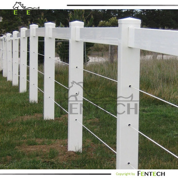 Electric Fence With Pvc Post Buy Electric Fence With Pvc