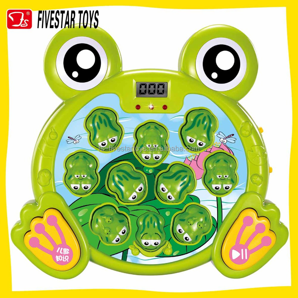 baby toys kids frog whack a mole game toys buy kids fishing game
