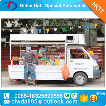 Customized Food Trucks For Sale In Philippines