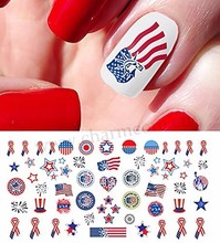 Nieuw Ontwerp Vrouwen DIY Nail Stickers Water <span class=keywords><strong>Transfer</strong></span> Slide Decal Stickers Nail Art Tips Teen Decoratie