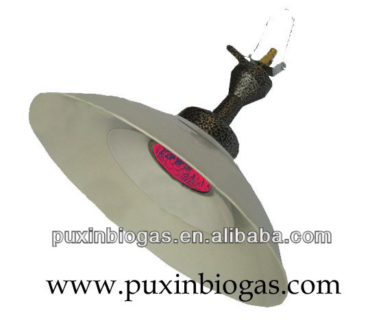 China competitive price PUXIN Biogas Room Heater