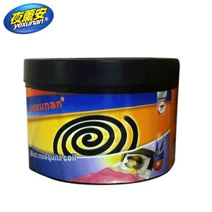 Best quality daily chemicals unbreakable plant fiber mosquito coil flies killer mosquitoes
