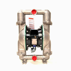 Air Driven Operated Diaphragm Pump with Low Price