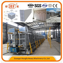Factory Sale Full Automatic Concrete Block Making Machine Wall Panel Machine