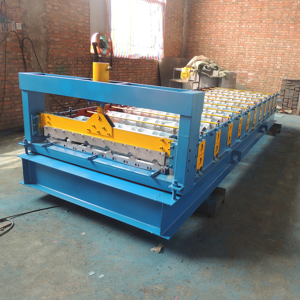 door frame making machine steel frame roll forming machine