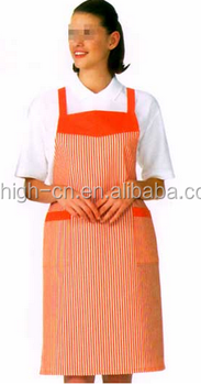 Double Sided Apron,Fashion Kitchen Aprons Sale