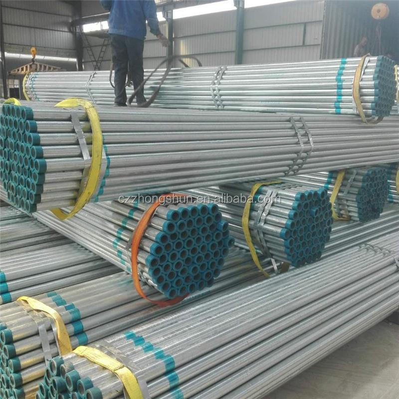 45c material steel pipe 270g zinc got dipped gi pipe working principle of tube light with chemicals