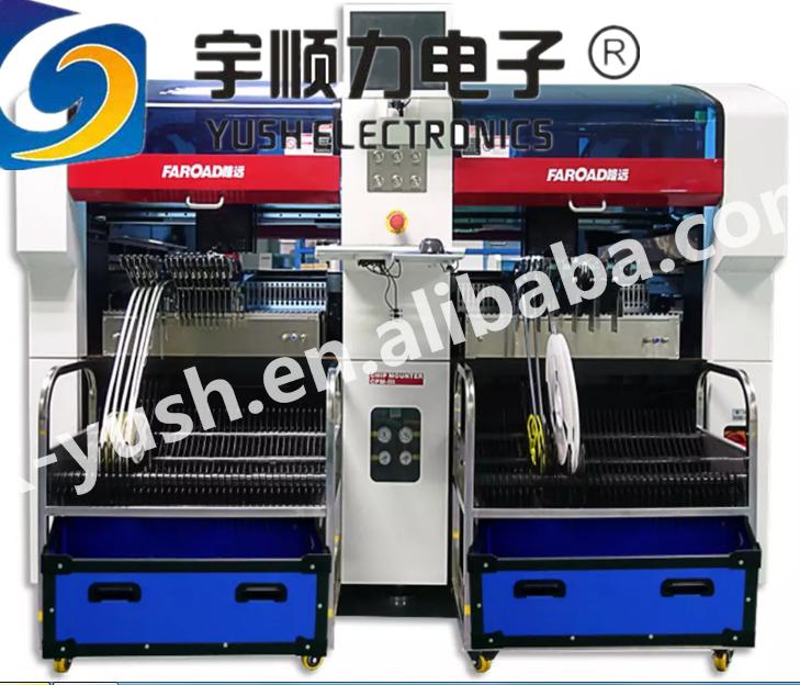 Montaje SMT línea de producción/automático PCB máquina de