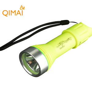 Mullti-function Diving Lanterns Rechargeable Torch Flashlights IP68 Waterproof Function Diving Light