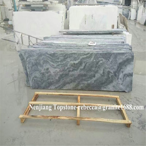 Alibaba best wholesale Grey marble wall paper tile